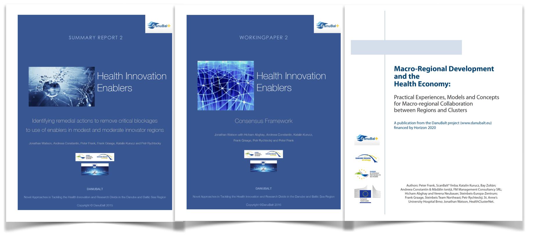 DanuBalt Publications